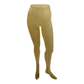 1980s Vintage Leg Form