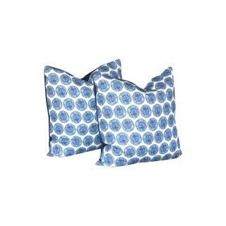 Custom Made Victoria Larson Pillows - Pair