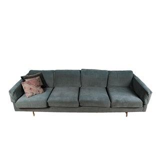 Milo Baughman Mid-Century Floating Sofa