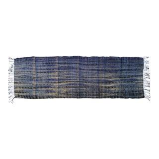Tribal Tie Dye Hemp Table Runner