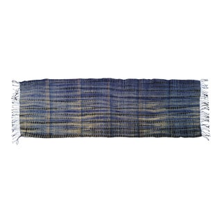 Tribal Tie Dye Hemp Table Runner