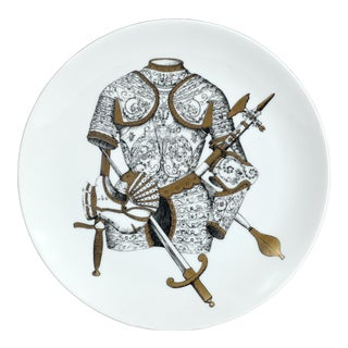 Vintage Coats of Armour Piero Fornasetti Plate