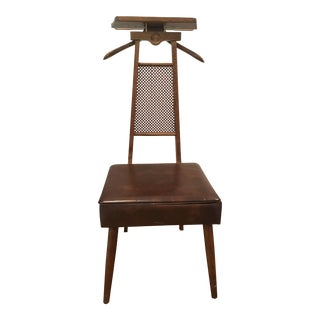 Mid-Century Butler's Chair