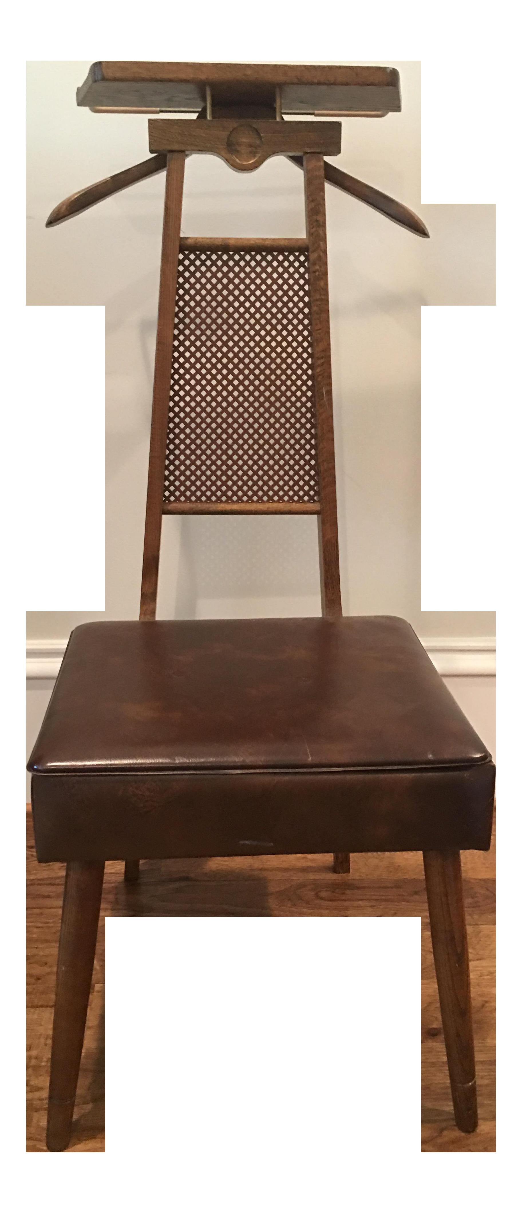 Image Of Mid Century Butleru0027s Chair