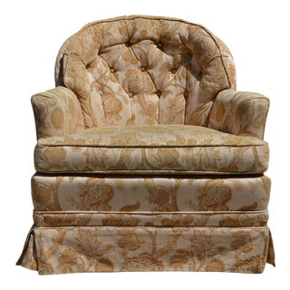 Woodmark Originals Tree of Life Barrel Back Chair