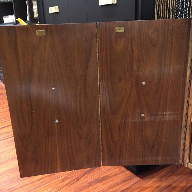 Vintage Blue Mid-Century Modern Dresser - Image 6 of 6