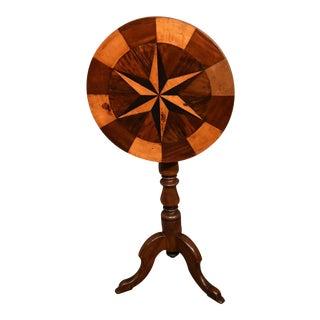Antique Victorian Tilting Table