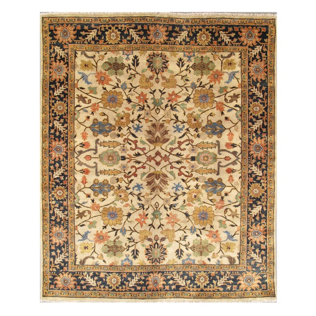"Image of Pasargad Mahal Collection Rug - 8'3"" X 10'"