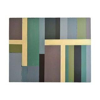 Paul Rinaldi Geometric Abstract - Variation #54