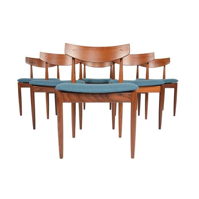 Ib Kofod- Larsen for G Plan Teak Dining Chairs - Set of 6 - Image 3 of 8