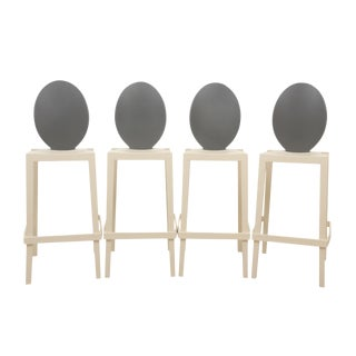 Joa Sekoya Bar Stools - Set of 4