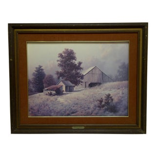 "Dalhart Windberg ""Timeworn Shelters"" Limited Edition Print"