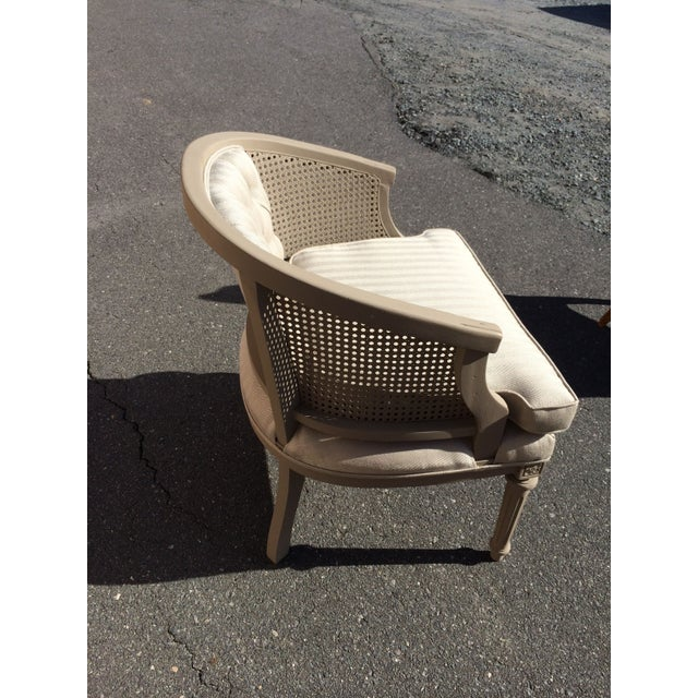 Image of French Provincial Accent Chair