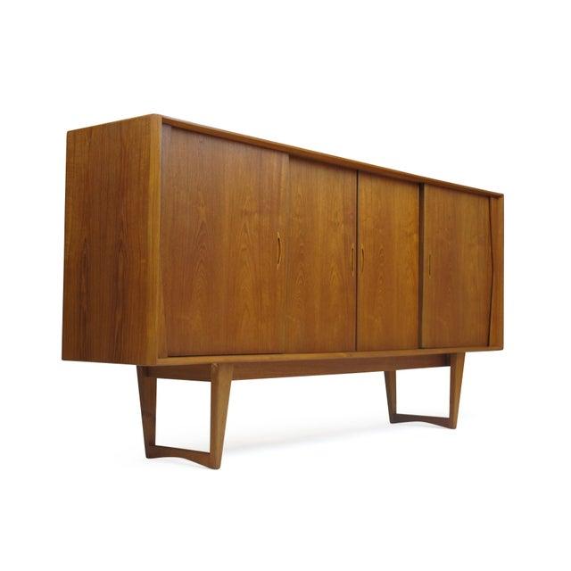 Teak Sideboard & Bar Cabinet - Image 7 of 7