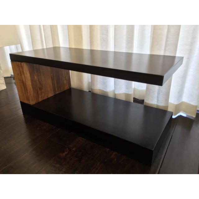 Rustic Modern Coffee Table - Image 3 of 6