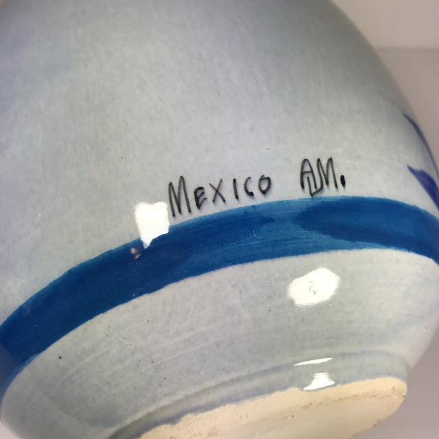 Hand Painted Mexican Pottery - Image 9 of 11