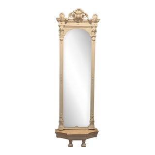 Antique Pier Mirror