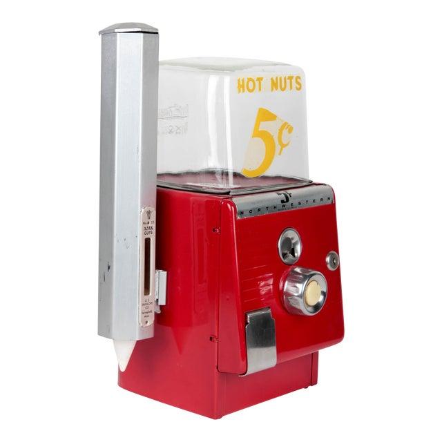 Northwestern Hot Nut Dispenser - Image 1 of 6