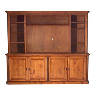 Meat Loaf's French Provincial Entertainment Cabinet
