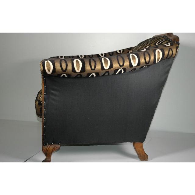 Image of Art Deco Accent Chair