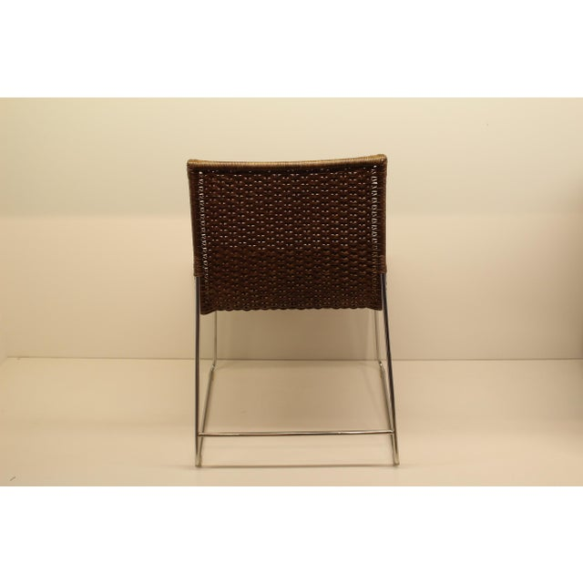McGuire Sling Chair in Cocoa - Image 4 of 5