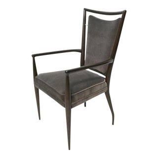 Dark Gray Lounge Chair