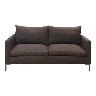 Mid-Century Modern Gray Sofa