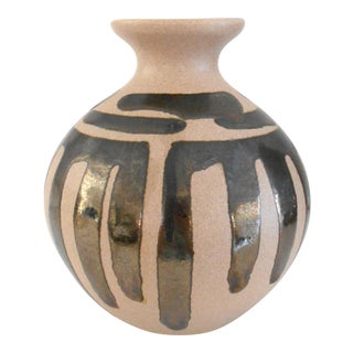 Mid-Century Royal Haeger Pottery Drip Glaze Vase