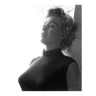 Marilyn Monroe, 1952 Black & White Photo by Larry Barbier