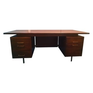 Jens Risom Floating Executive Desk