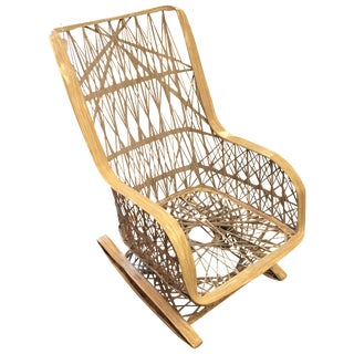Woodard Spun Fiberglass Outdoor Rocker