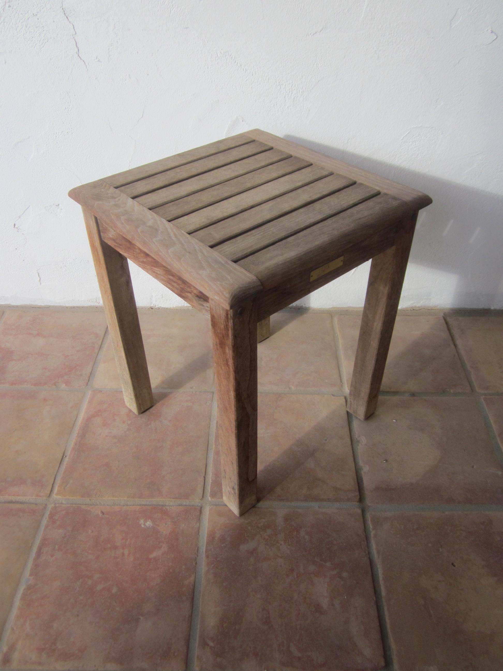 Teak Table, Kingsley Bate Outdoor Patio Furniture