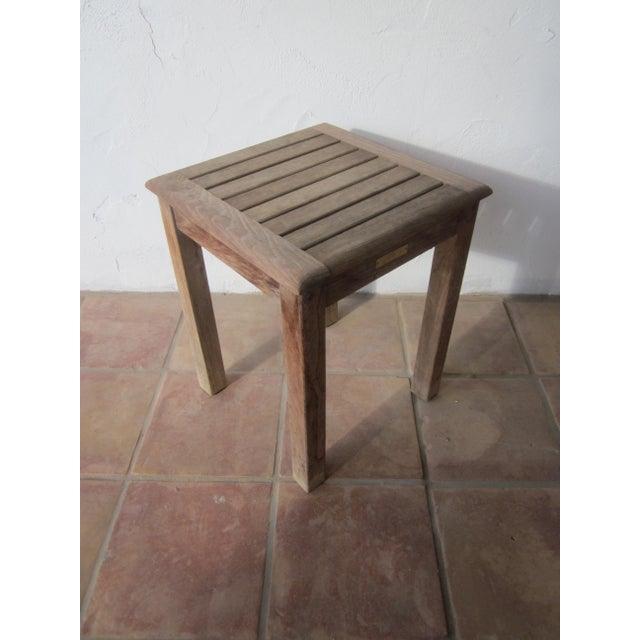 Teak Table Kingsley Bate Outdoor Patio Furniture Chairish