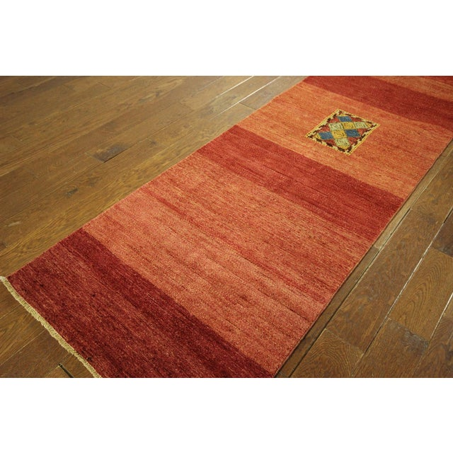Modern Collection Gabbeh Runner - 2′9″ × 10′ - Image 4 of 9
