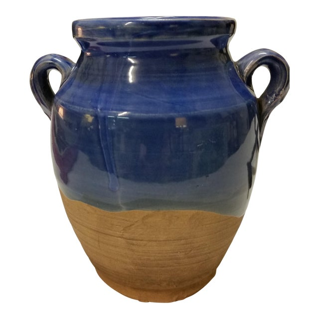 Italian Olive Oil Jar - Image 1 of 6