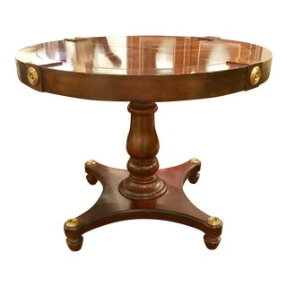 Sherrill Co. Occasional Living Room Center Table