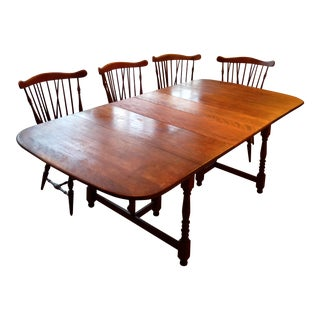 Heywood-Wakefield Old Colony Dining Set