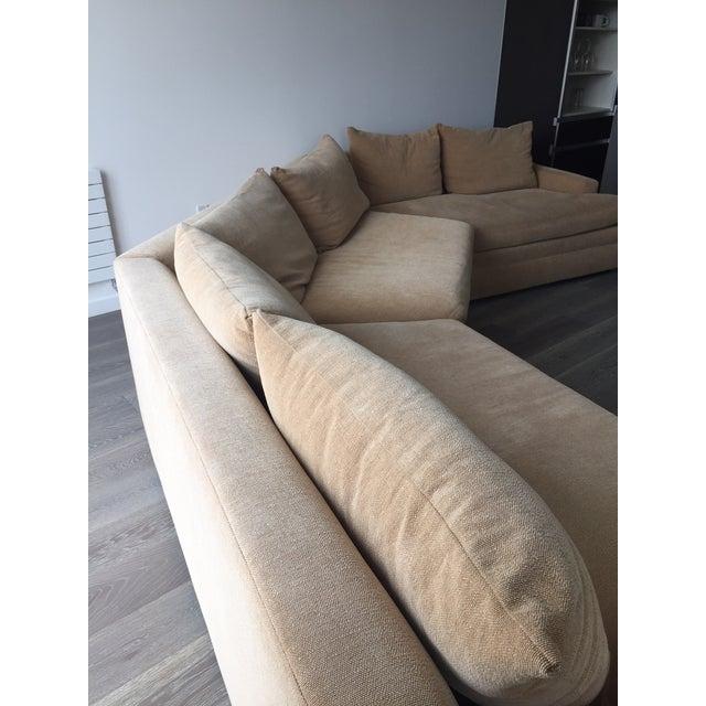 Kroll Furniture Custom Sofa Sectional - Image 9 of 10