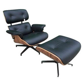 Mid-Century Herman Miller Style Lounge Chair
