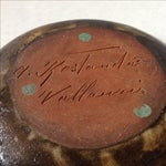 Image of Alexandre Kostanda French Art Pottery Bowl
