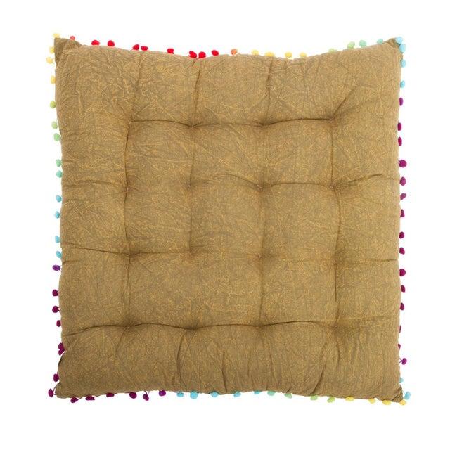 Boho Chic Floor Cushion - Image 2 of 3