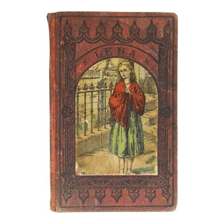 1860's Lena the Adopted Daughter, Book