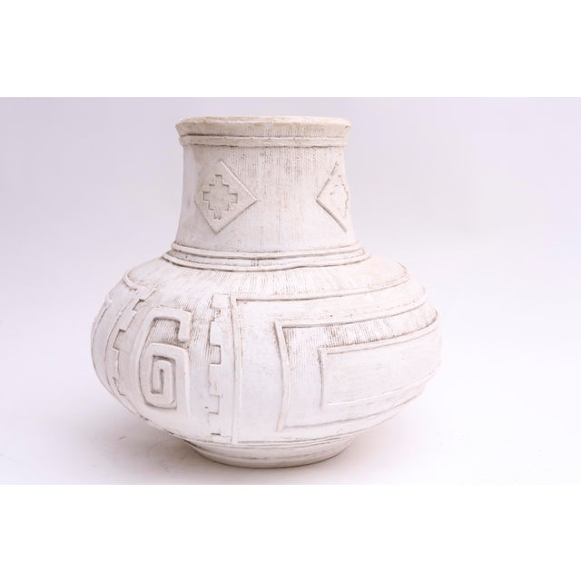 Mid-Century Modern Vintage Prelude Creations Decorative Vase - Image 5 of 6