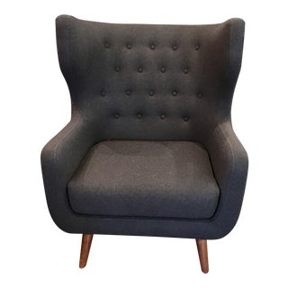 Nuevo Living Valtere Tufted Back Chair