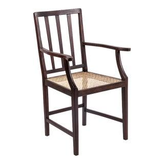 Antique Ceylon Nadun Wood Armchairs