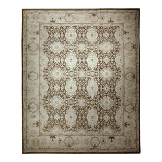 Hand Knotted Afghan Luxury Rug - 8'x 9'9""