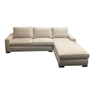 Mullberry Home Custom Upholstered Sectional - 2 Pieces