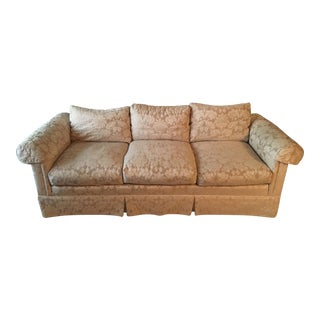 Henredon Sofa With Down Cushions and Pillows Included