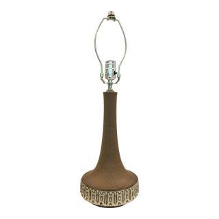 Michael Andersen & Son Danish Modern Ceramic Lamp