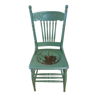 Shabby Chic Painted Chair
